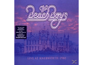 The Beach Boys - Live At Knebworth 1980 [CD]