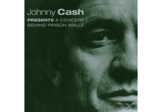 Johnny Cash - A Concert Behind Prison Walls [CD]