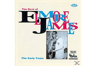 Elmore James - Best Of Elmore James: The Early Years - (CD)