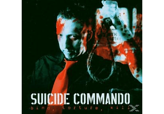 Suicide Commo - Bind,Torture,Kill-ltd.edi - (CD)