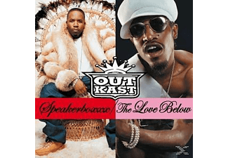 Outkast - Speakerboxx/Love Below - (Vinyl)