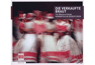VARIOUS, SB/SD/DP/Suitner/Patane/Kegel - Romantische Ouvertüren - (CD)