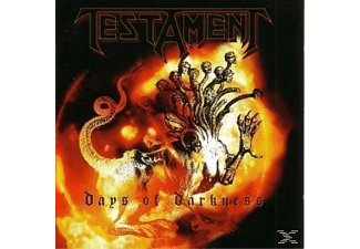 Testament - Days Of Darkness - (CD)