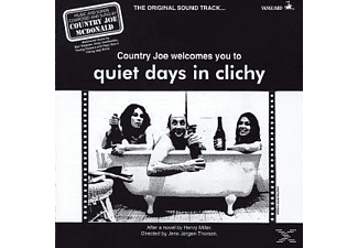 VARIOUS - Quiet Days In Clichy Soundtrack [CD]