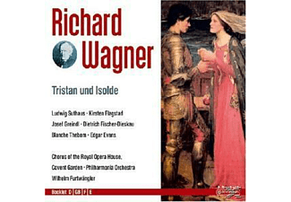 Roh Chorus & Covent Garden Po - Tristan Und Isolde - (CD)