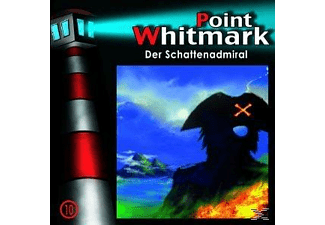 - Point Whitmark 10: Der Schattenadmiral - (CD)