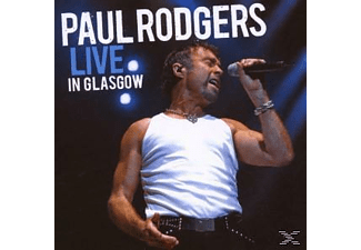 Paul Rodgers - Live In Glasgow [CD]