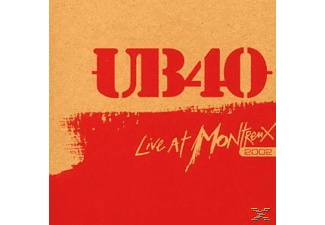 Ub40 - Live At Montreux 2002 [CD]