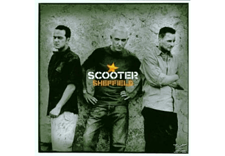 Scooter - Sheffield - (CD)