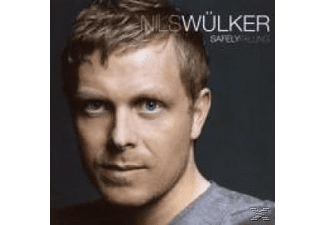 Nils Wuelker - Safely Falling - (CD)
