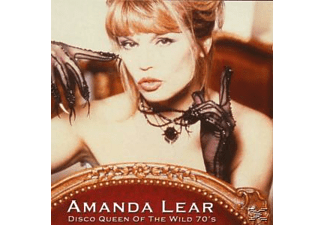 Amanda Lear - Disco Queen Of The Wild 70's - (CD)