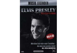 Elvis Presley, VARIOUS - Musik Legenden: Elvis Presley - (CD + DVD)