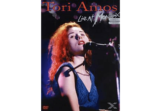 Tori Amos - Live At Montreux 1991-1992 - (DVD)