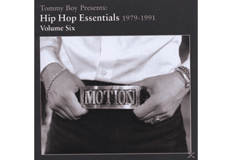 VARIOUS - Tommy Boy Presents - Hip Hop Essentials Vol.6 [CD]