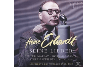 Gwildis/Maffay/Alsmann/Otto - Seine Lieder-A Tribute To Heinz Erhardt - (CD + DVD Video)