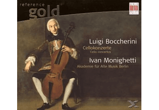 Ivan Monighetti, Ivan & Akm Monighetti - Cellokonzerte - (CD)