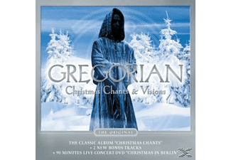 Gregorian - Christmas Chants & Visions [CD + DVD Video]