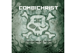 Combichrist - Today We Are All Demons (Deluxe Edt.) - (CD)