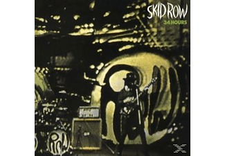 Skid Row - 34 Hours [CD]