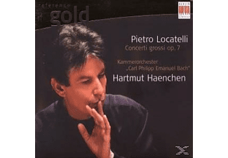 Kcpe Bach, KCPE Bach/Haenchen - Concerti Grossi Op.7 - (CD)