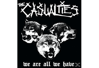 The Casualties - We Are All We Have - (Vinyl)
