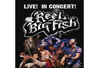 Reel Big Fish - Live! In Concert! [DVD]