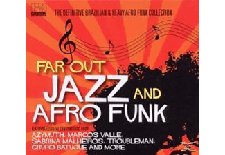 VARIOUS - Farout Jazz & Afro Funk [CD]