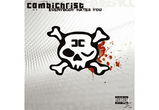 Combichrist - Everybody Hates You (Deluxe Edt.) - (CD)