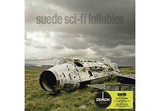 Suede - Sci-Fi Lullabies (Triple Vinyl) [LP + Download]