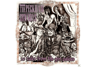 Peckham Cowboys - 10 Tales From The Gin Palace - (CD)