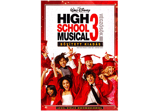 High School Musical 3. - Végzősök (DVD)