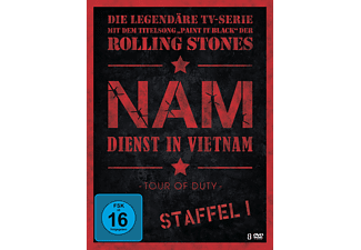 NAM - Dienst in Vietnam - Staffel 1 [DVD]