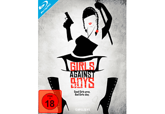 Girls Against Boys (Limited Steelbook) - (Blu-ray)