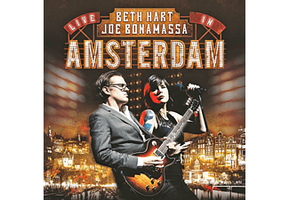 Beth  Hart;Joe Bonamassa - Live In Amsterdam [CD]