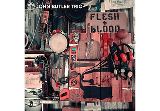 John Butler Trio - Flesh & Blood (CD)