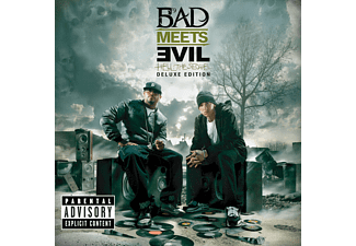 Bad Meets Evil Hell:The Sequel (Deluxe Edt.) HipHop CD
