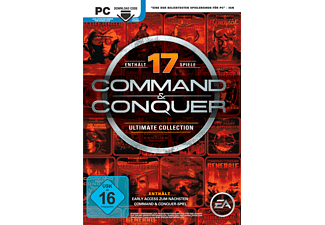 Command & Conquer Ultimate Collection - PC