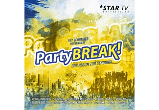 VARIOUS - Party Break! - (CD)