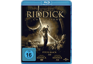 Riddick Collection - (Blu-ray)