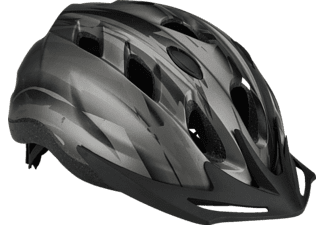 FISCHER 86125 FAHRRADHELM INFUSION CITY SILBER S/M Fahrradhelm