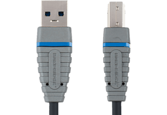 BANDRIDGE BCL5102 USB A - USB B 2 m Superspeed USB 3.0 Kablo