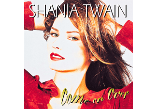 Shania Twain Come On Over Pop CD
