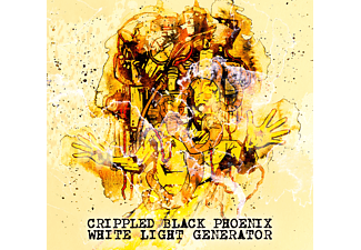 Crippled Black Phoen - White Light Generator - (CD)
