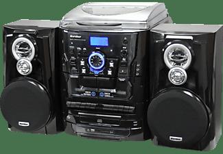 karcher stereoanlage ka 350 kompaktanlage mediamarkt. Black Bedroom Furniture Sets. Home Design Ideas