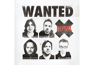 Rpwl - Wanted (Lim.Edition+DVD 5.1 Surround-Mix) [CD + DVD Audio]