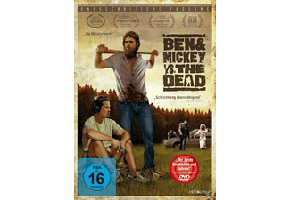 Ben & Mickey vs. The Dead (The Battery) - (DVD)
