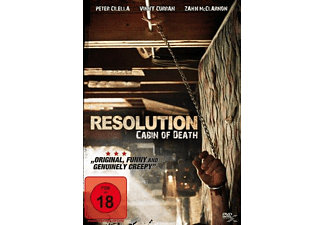 Resolution - Cabin of Death [DVD]
