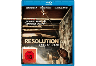 Resolution - Cabin of Death [Blu-ray]