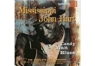 Mississippi John Hurt - Candy Man Blues - (CD)