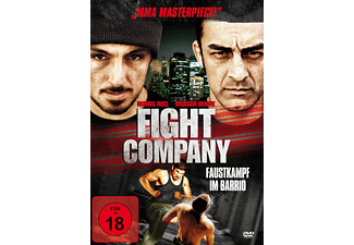 Fight Company - Faustkampf im Barrio [DVD]